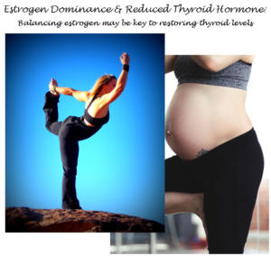 thyroid and estrogen dominance