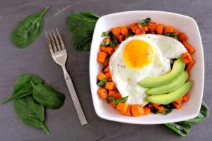 are eggs healthy, super food