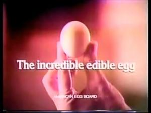 incredible edible egg. Are eggs healthy?