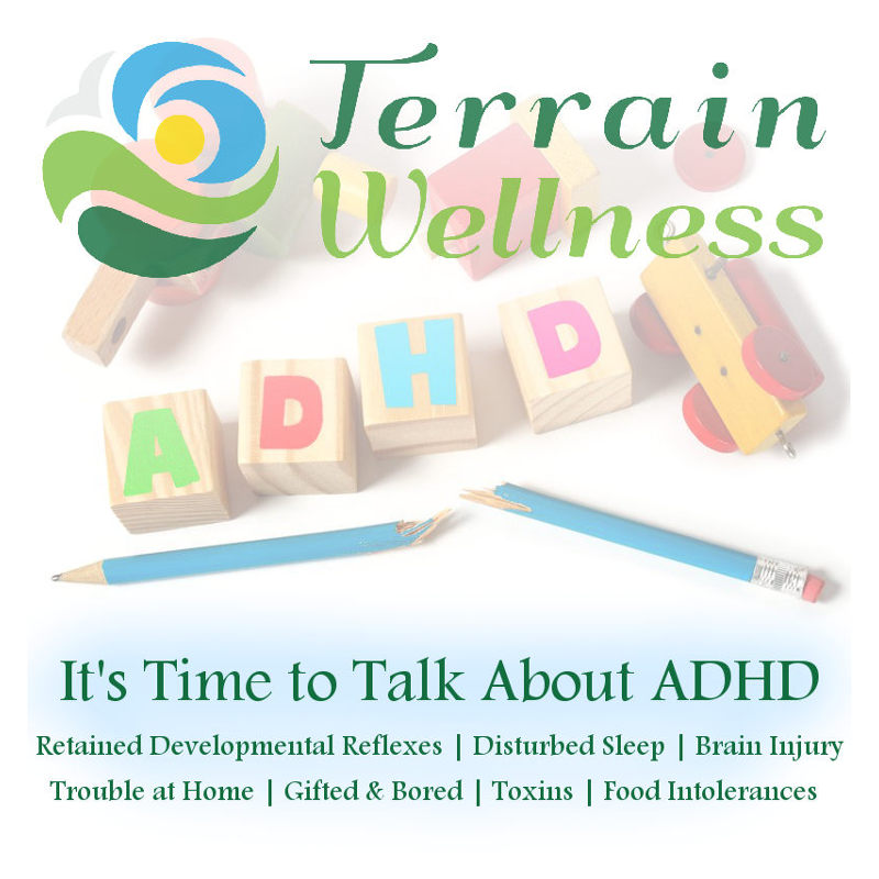 ADHD Terrain Wellness Doctors in Portland Oregon