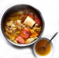 Vegetable & Bone Broths, Cold & Flu.
