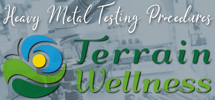 Testing For Toxic Heavy Metals