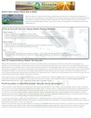 heavy metal test pdf.