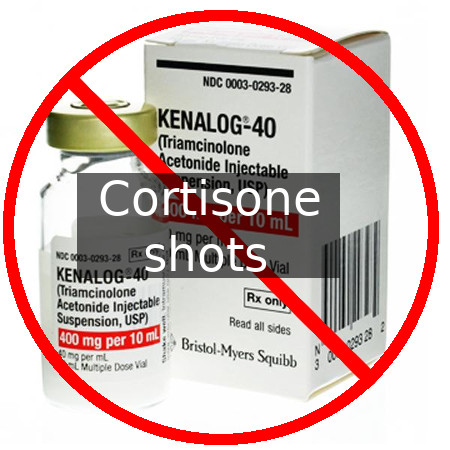 cortisone injection side effects, cartilage damage and bone loss