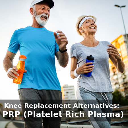 PRP: knee cartilage repair without surgery