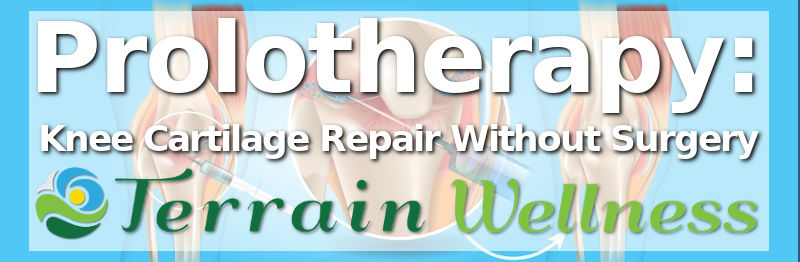 prolo for cartilage regrowth.