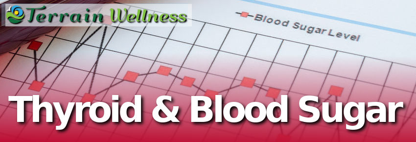 thyroid and blood sugar fluctuations