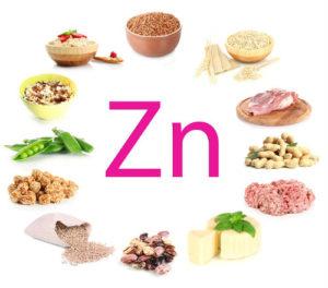 foods with zinc