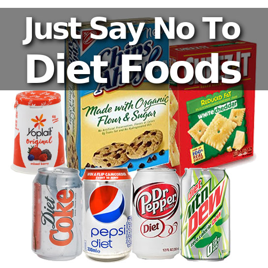 just say no to diet foods. Gluten free, organic junk food is still junk food.