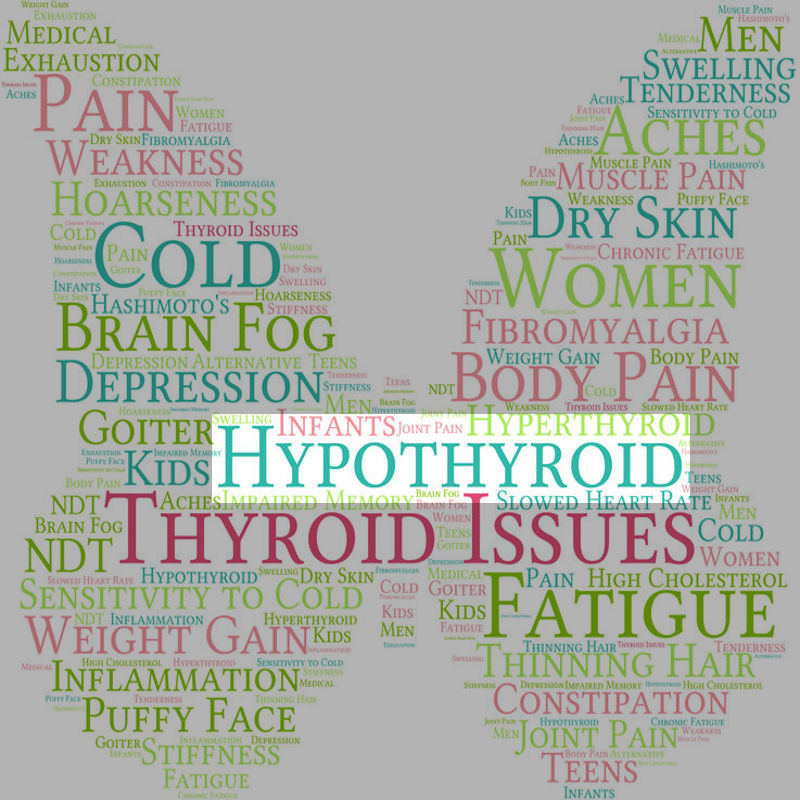 hypothyroidism, signs and symptoms