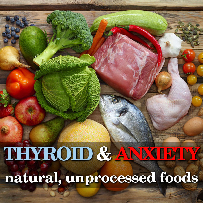 Natural, unprocessed foods improve endocrine balance, mood and gut health.