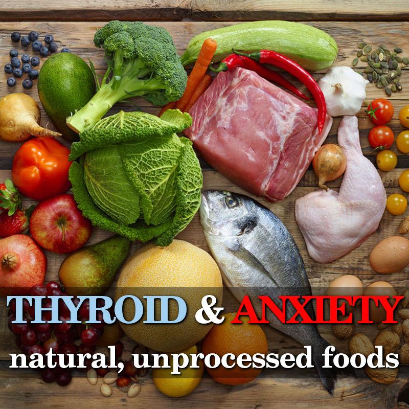 Natural, unprocessed foods improve endocrine balance, mood and gut health.
