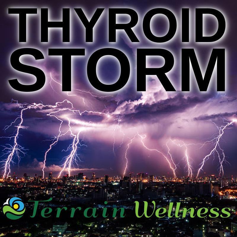 thyroid storm