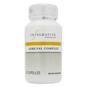 Adrenal Complex 60 Capsules Integrative Therapeutics