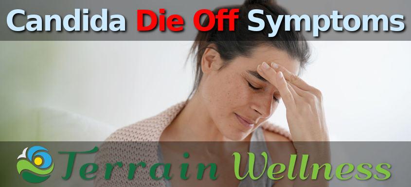 candida die off symptoms