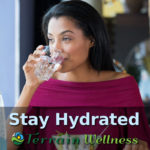 stay hydrated, gut health