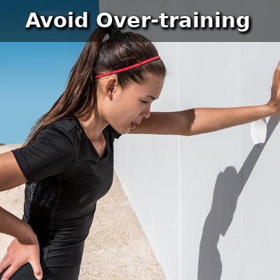 avoid over-training