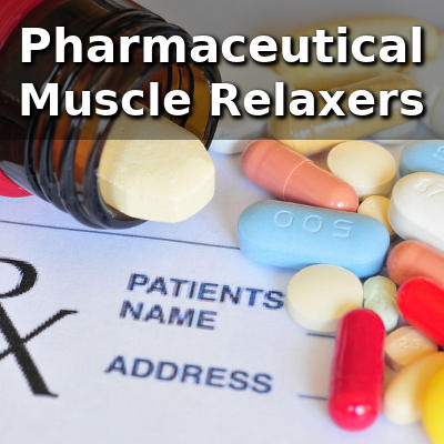 pharmaceutical muscle relaxers