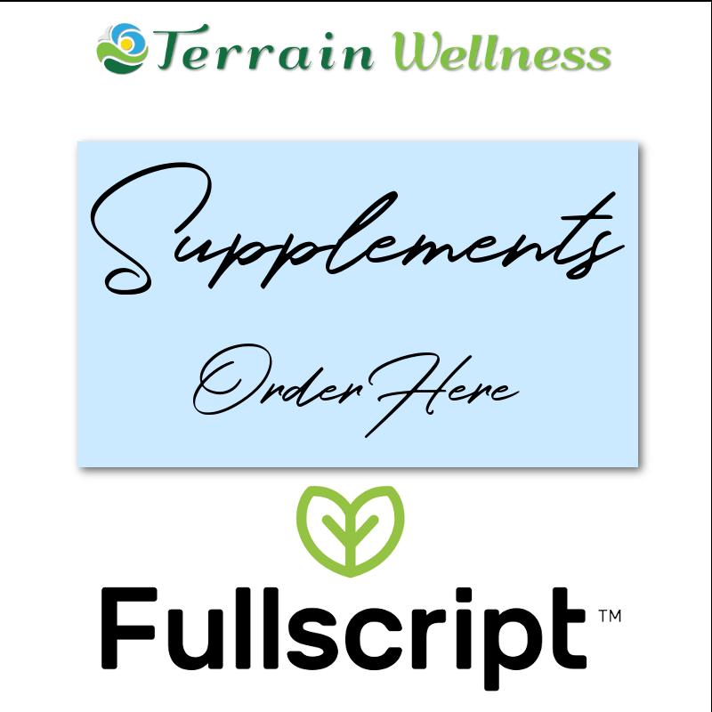 Full Script: Order Supplements Online